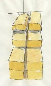 カッパドキ~ア レンガの積み方06