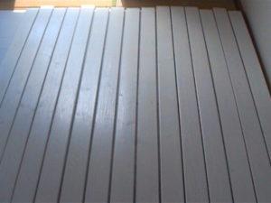 2×4材で白い本棚作り05