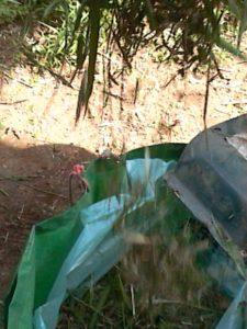 ガーデンシュレッダー使用法12