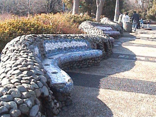 ガウディin昭和記念公園01