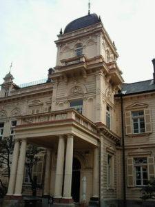 旧岩崎邸 前景
