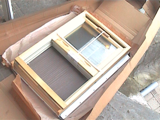 ダブルハング窓 型枠ハメコミ02