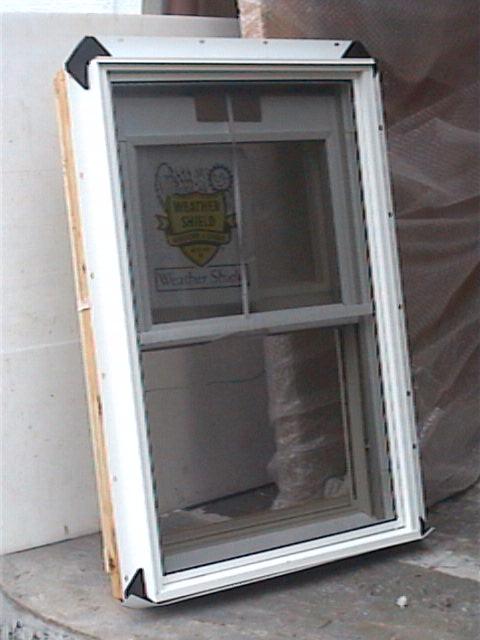 ダブルハング窓 型枠ハメコミ03