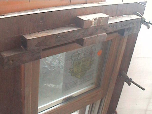 ダブルハング窓 型枠ハメコミ04