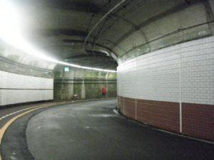 黒部ダム回廊04