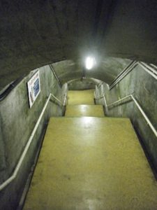 黒部ダム回廊01