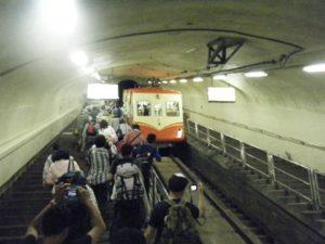 黒部ダム回廊06
