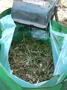 ガーデンシュレッダー使用法09