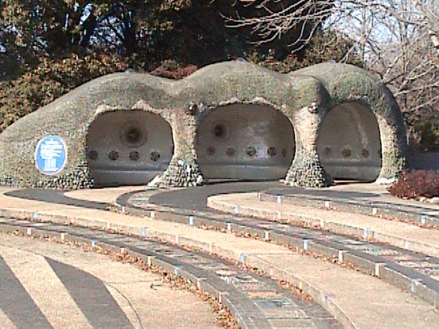 ガウディin昭和記念公園03