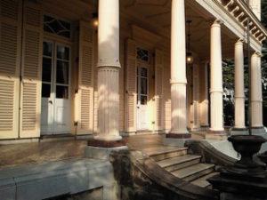 旧岩崎邸 回廊