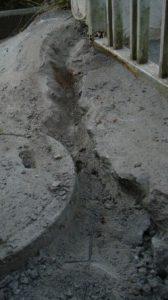 地下防水被膜配線法04