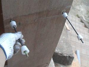 DIYコンクリート型枠工事03