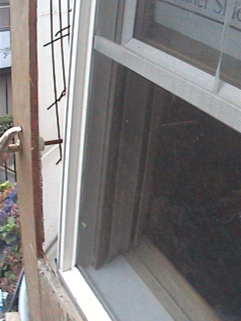 ダブルハング窓 型枠ハメコミ05