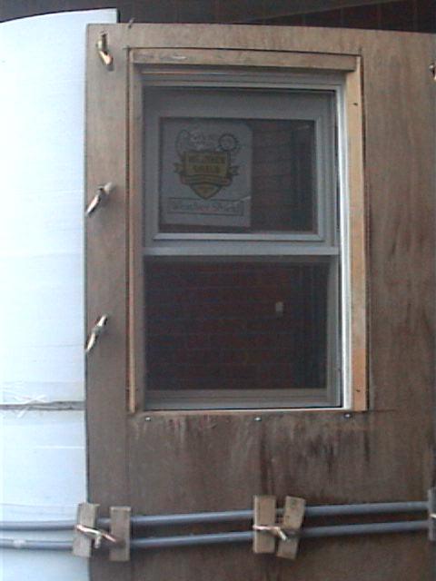 ダブルハング窓 型枠ハメコミ06